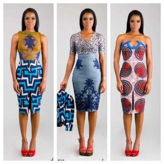 African new fashion dresses