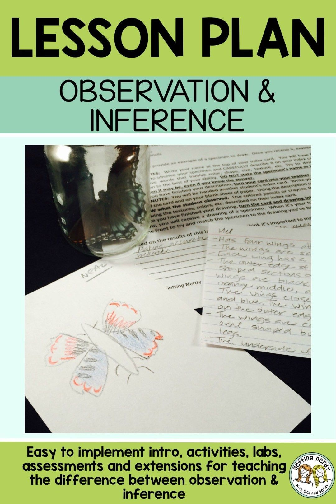 How To Teach Observation And Inference With Images