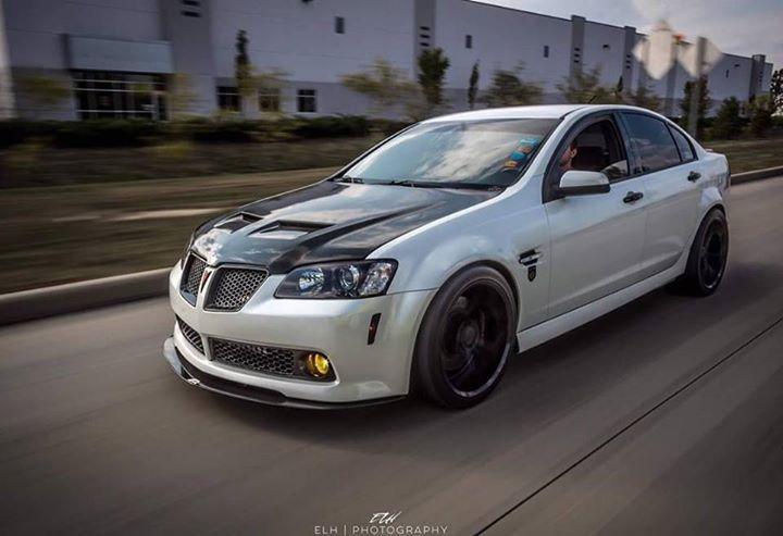 G8 Sporting A Maverick Man Carbon Hood And Exclusive Carbon Fiber Splitter Volkswagen Routan Volkswagen Phaeton Volkswagen Jetta