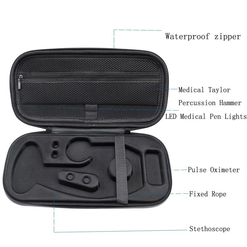 Amazon com: Waterproof Hard Case for Stethoscope 3M Littmann