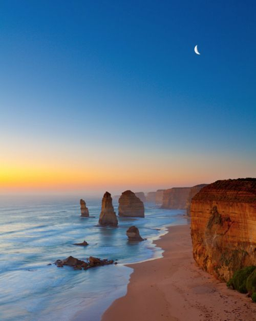 Great Ocean Road, Australia.