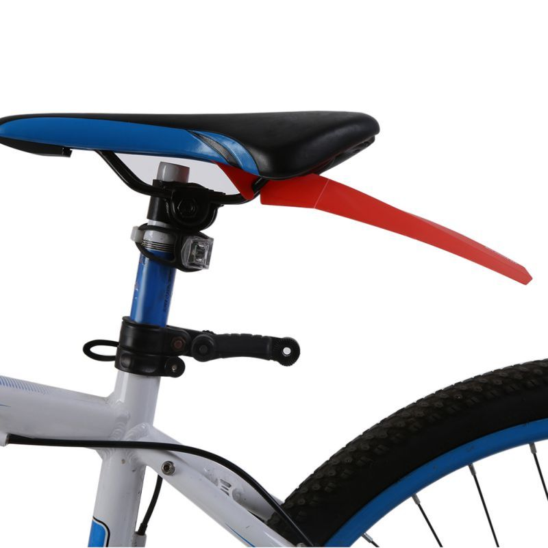 1 Set Bicycle Cycling Bike Front Rear Mudguard Fender For MTB Mountain Road Bike