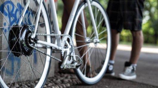 Bike Light Hybrid System Unplugs The E Bike For A Prius Like Ride