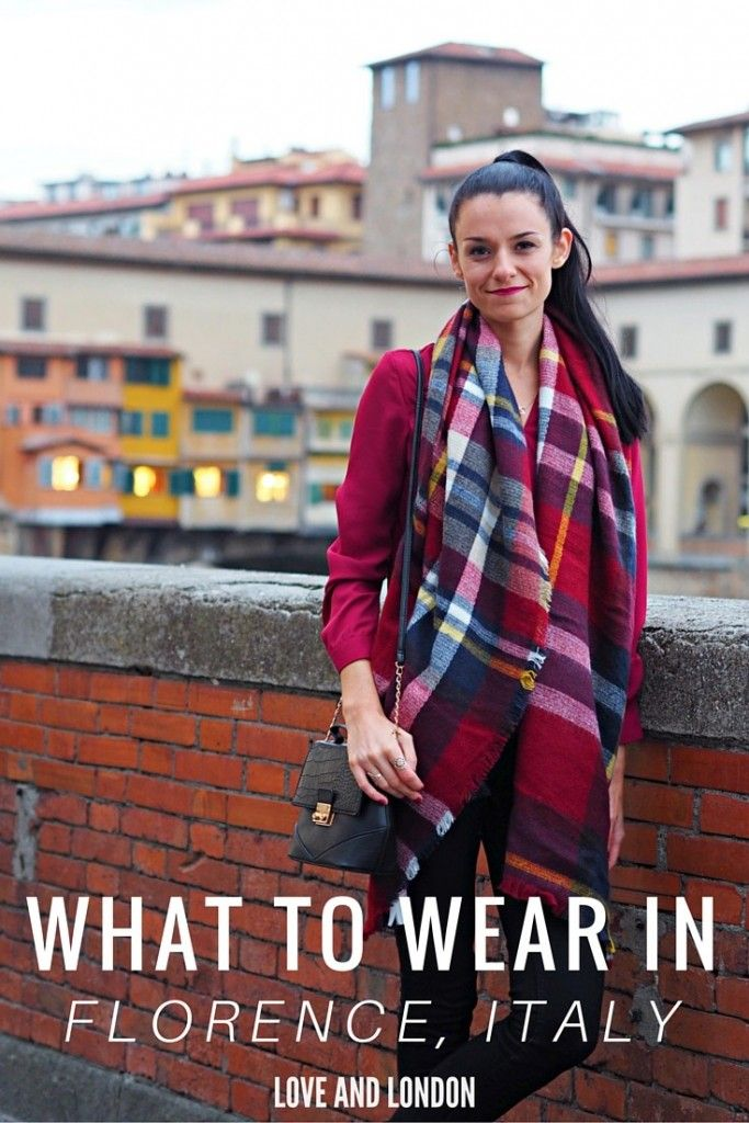 What to Wear in Florence - Fall/Winter Holiday Lookbook ...