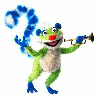 Treelo With Images Big Blue House Blue House Muppets