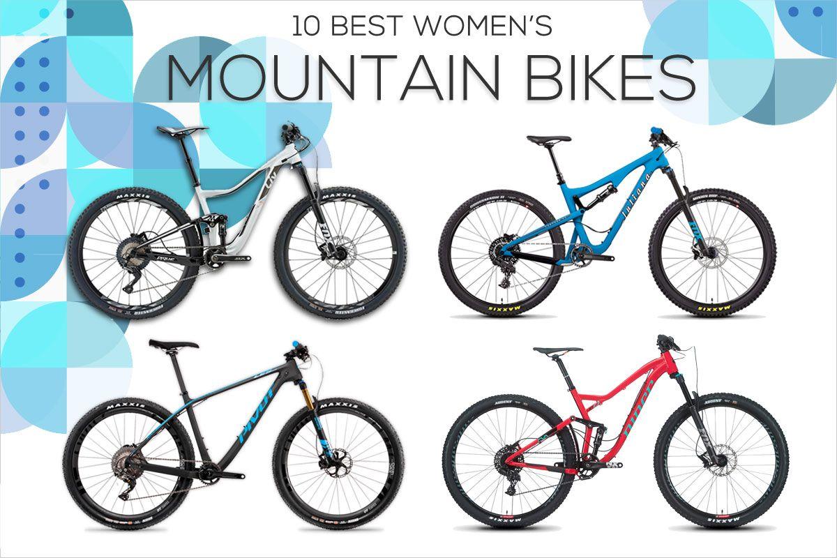 10 Best Women S Mountain Bikes Bisiklet