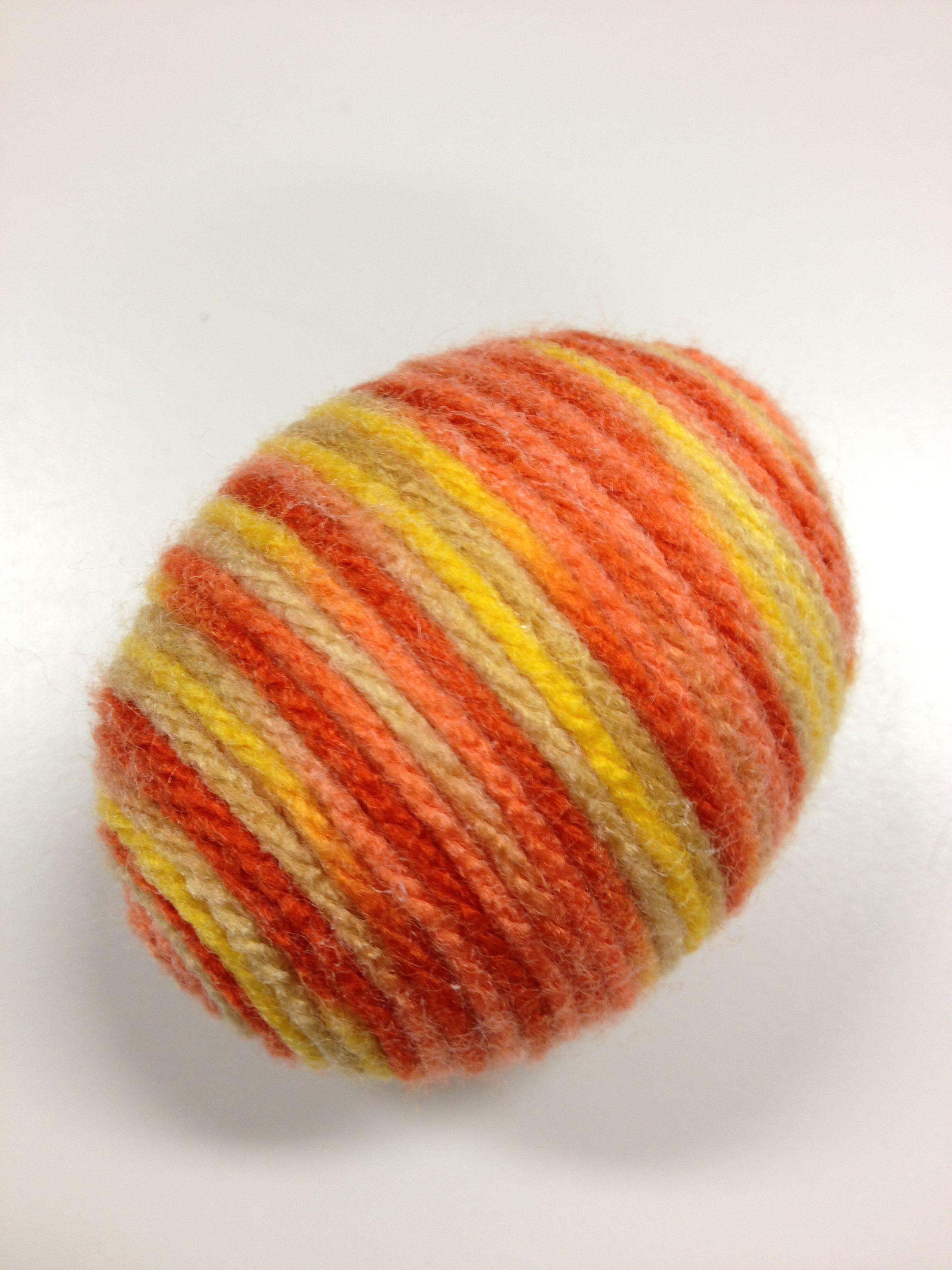 Wool Easter Eggs