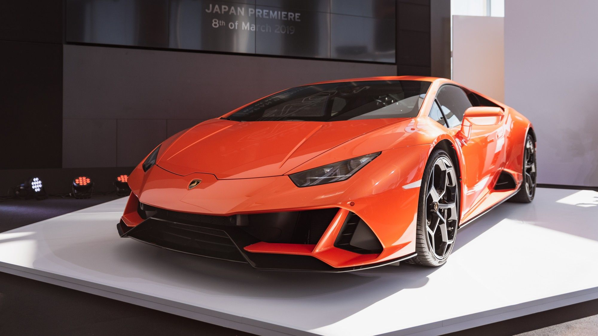 It only seems like yesterday since the Huracan