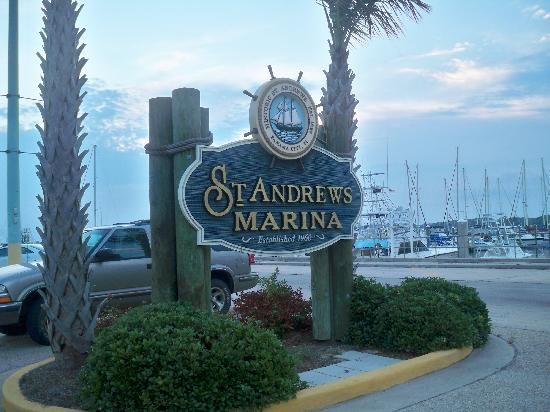 Entrance To St Andrew S Marina One Block From The Captain S Table Picture Of Captain S Table Fish Hous Panama City Panama Panama City Restaurants Fish House