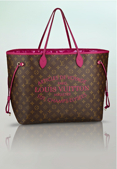 Large Lv Articles De Voyages Bag