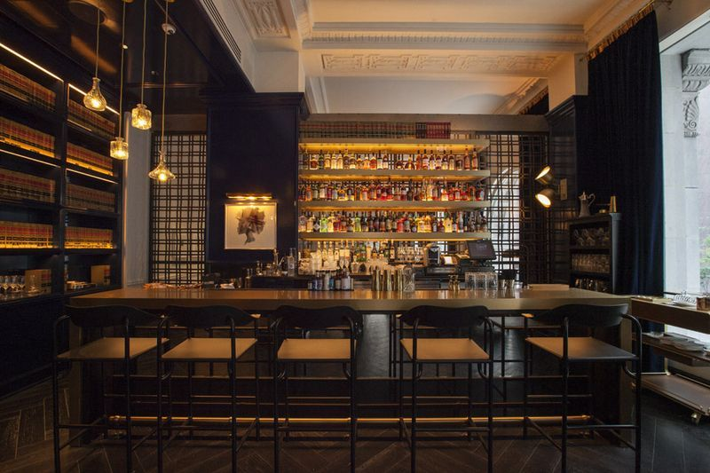 Tour Vol. 39, Downtown's New 'Mad Men'Style Bar, Opening
