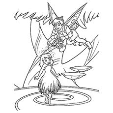 Top 25 Tinker Bell Coloring Pages For Your Little Ones ...
