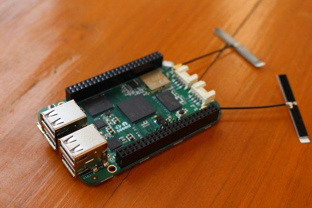 Beaglebone Green Wireless Board Wireless Computer Build Development Boards