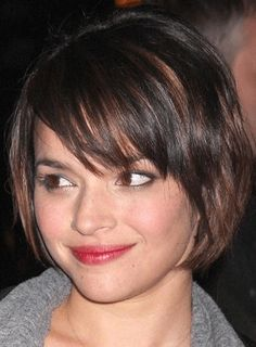 Image Result For Wash And Wear Hair Styles For Older Woman Round Face Hair Styles Short Hair Styles For Round Faces Short Layered Bob Hairstyles
