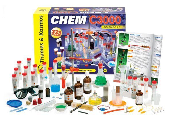 chem c chemistry experiment kit th grade chem c3000 chemistry experiment kit