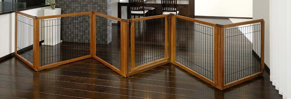 Top 10 Best Dog Gates Indoor & Outdoor in 2018 | Gate, Indoor ...