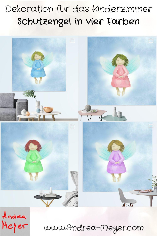 Dekoration für das Kinderzimmer, Geschenkidee für Geburt ...