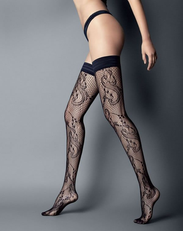 34577aa5a47 Most Attractive Different Types Thigh High Stockings For Girls ...