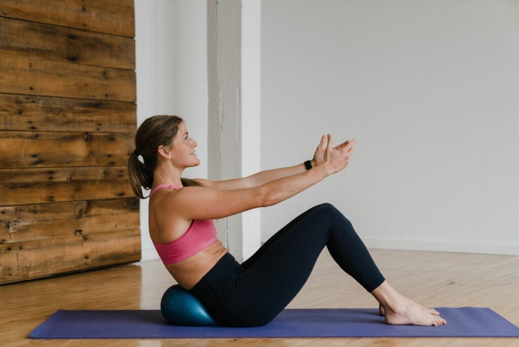 10-Minute Beginner Ab Workout for Women | Nourish Move Love