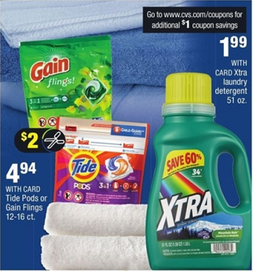 Hurry! $1 off any One EXTRA Liquid Detergents, Nice 'n