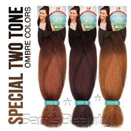 Bobbi Boss Synthetic Hair Braids Jumbo Braid