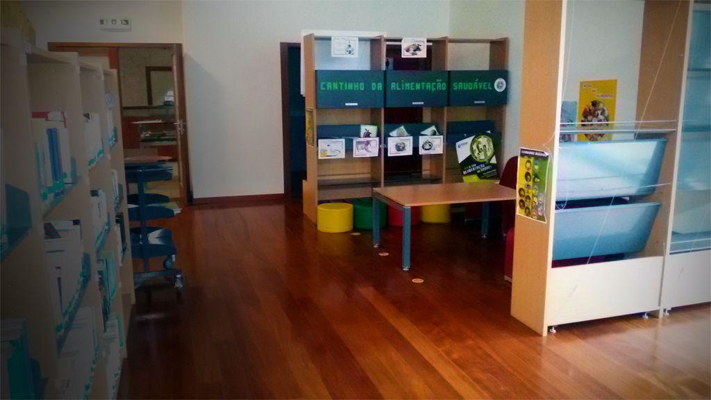 Biblioteca Municipal de Vieira do Minho (Sala Infantil)