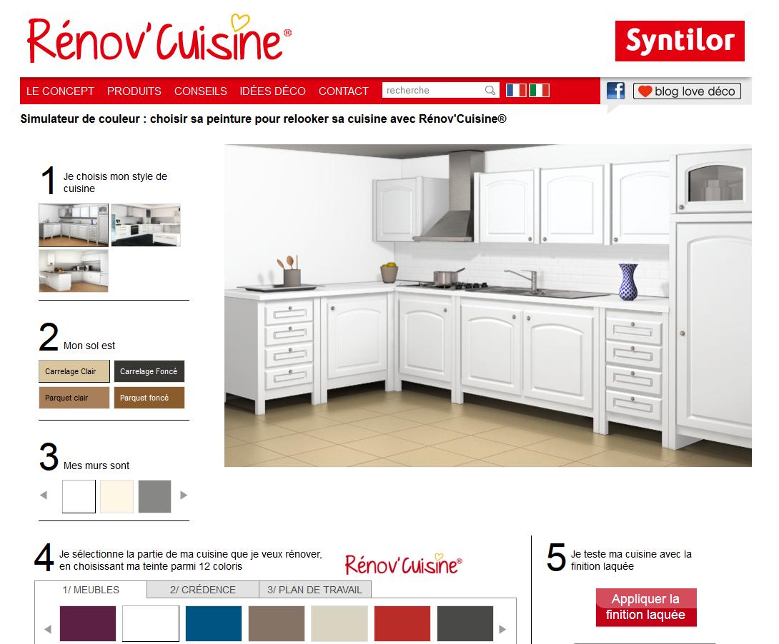 pingl par syntilor sur simulateur r nov 39 cuisine by syntilor en 2019. Black Bedroom Furniture Sets. Home Design Ideas