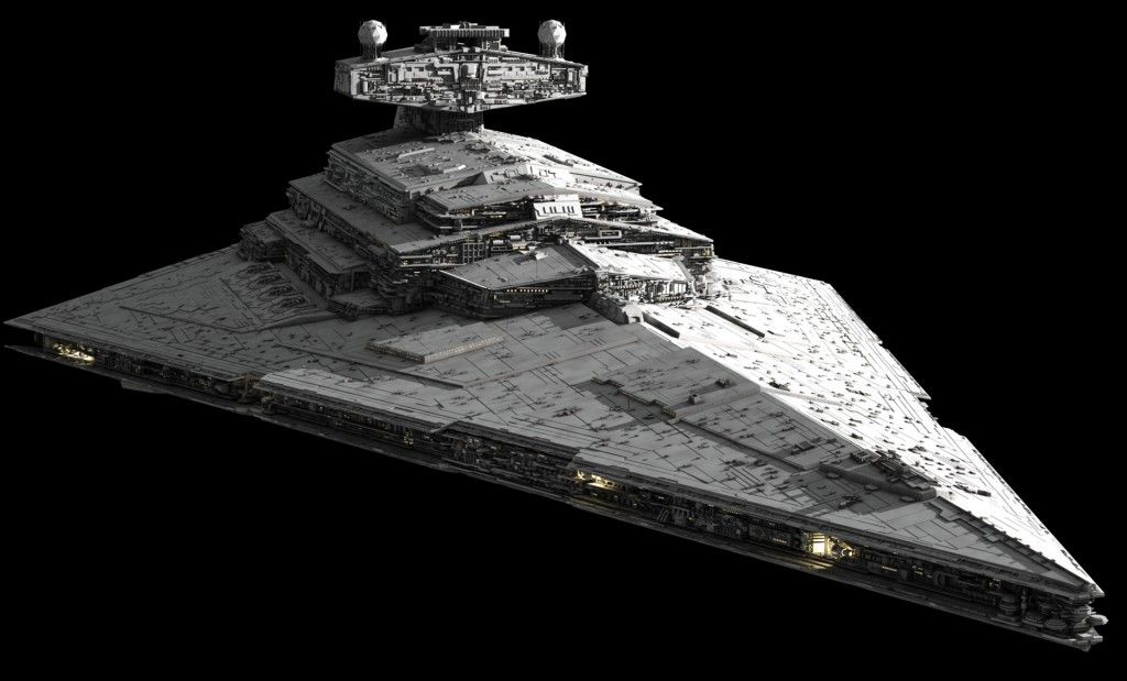 Top 5 Ships In Star Wars