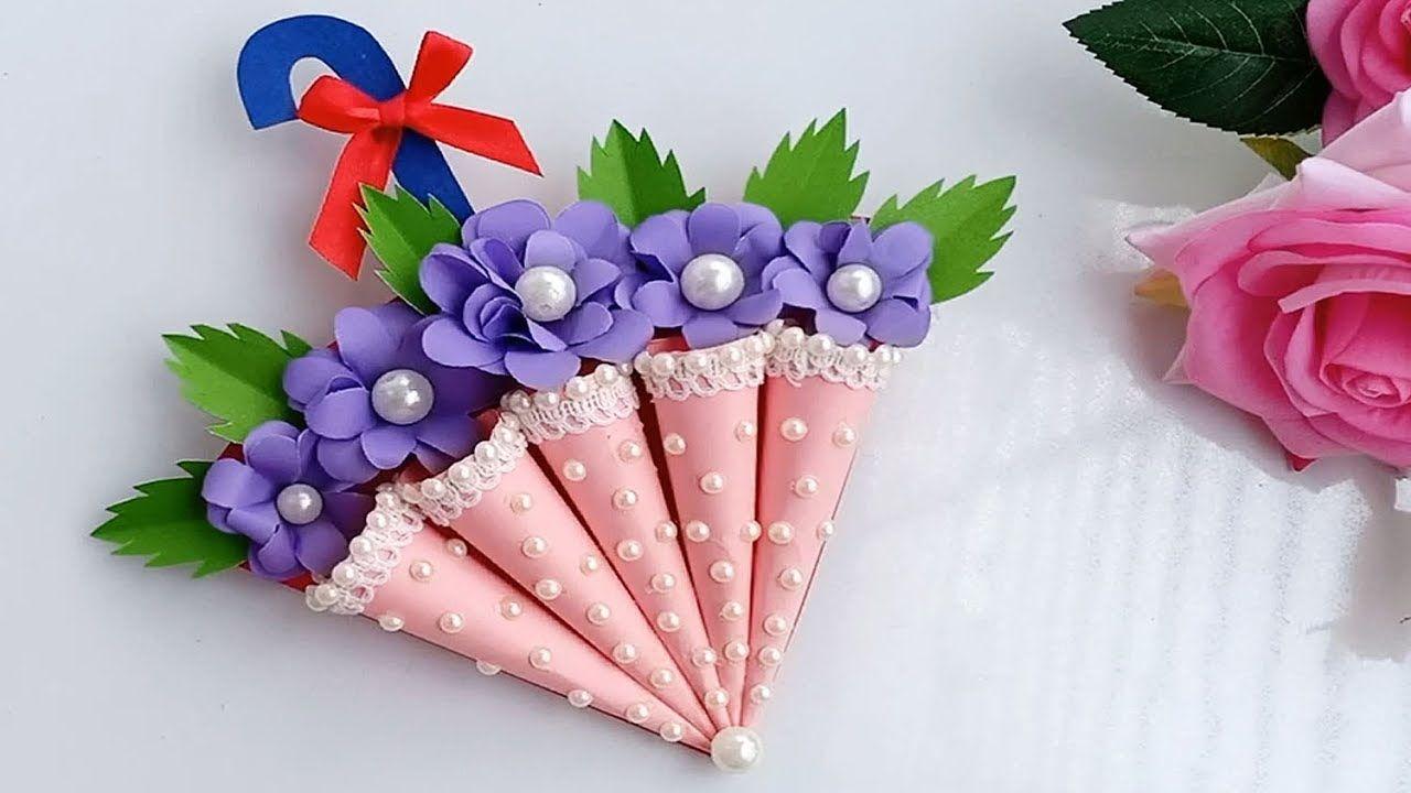 How To Make Umbrella Birthday Card Diy Birthday Card Birthday Card Craft Handmade Birthday Cards Card Making Birthday