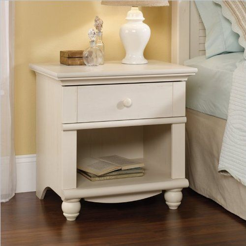 10 Off was $10999, now is $9900! Sauder Harbor View Night Stand