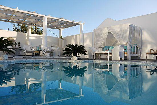 Aressana Spa Hotel And Suites Santorini Greece Slh Com