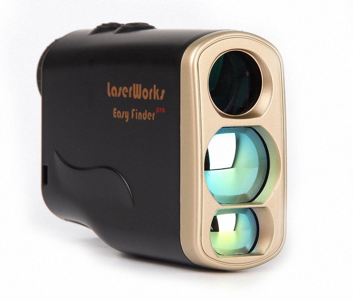 Laserworks lw1000pro laser rangefinder hunting golffog