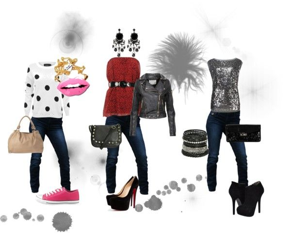 """""""casual, weekend, evening"""" by lotsolove-1 on Polyvore"""