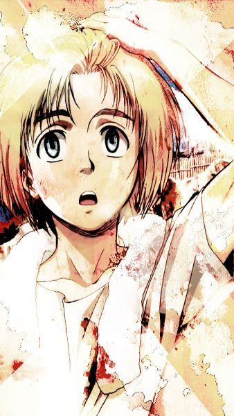Ohmikasaa Attack On Titan Anime Armin Attack On Titan Season