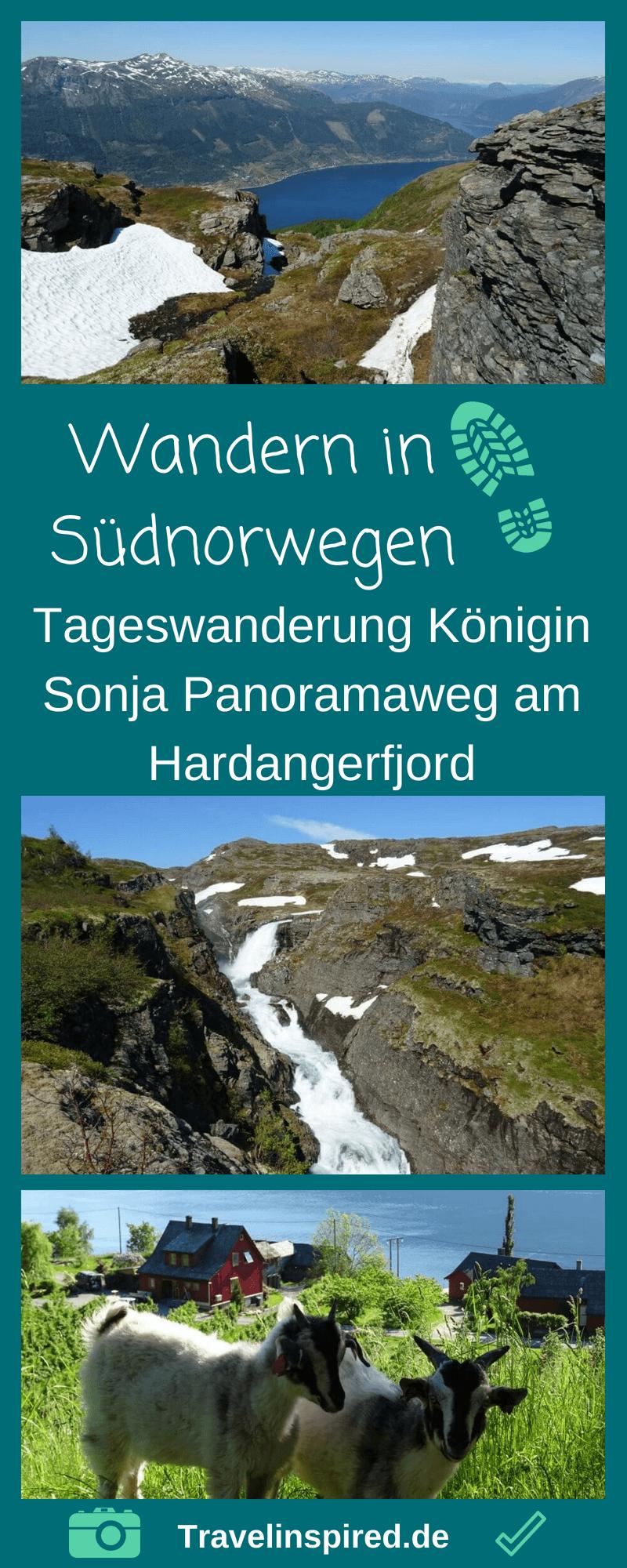Photo of Hiking Hardangervidda: Queen Sonja panorama trail