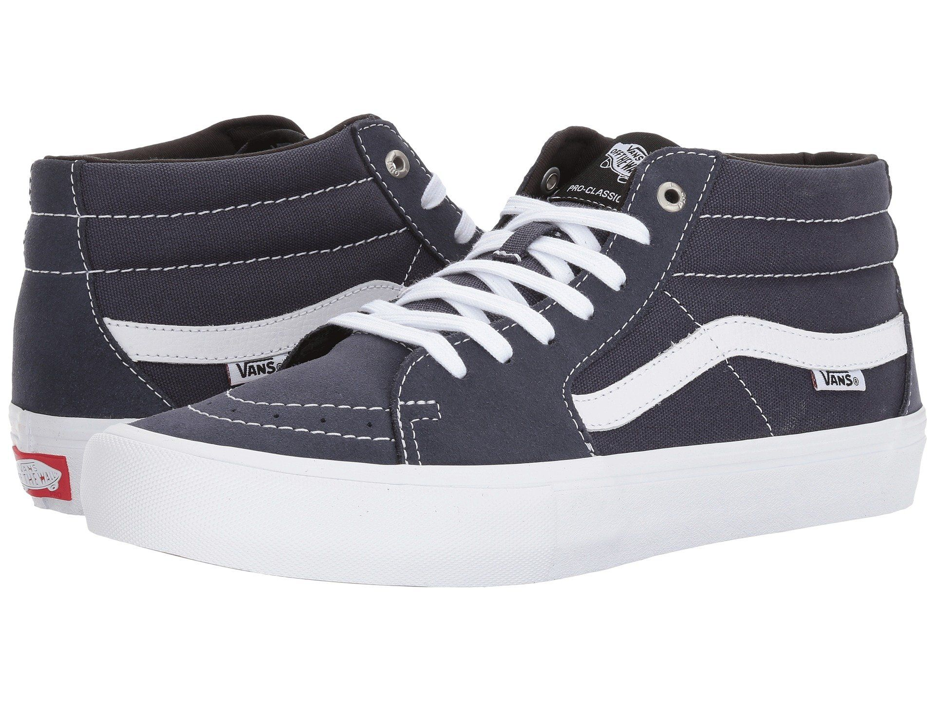 c8b012be24 VANS Sk8-Mid Pro.  vans  shoes
