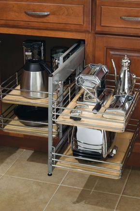 Masterbrand Cabinets Blind Corner Cabinet Organizer | Cabinets | Pinterest  | Cabinet Organizers, Corner And Organizing