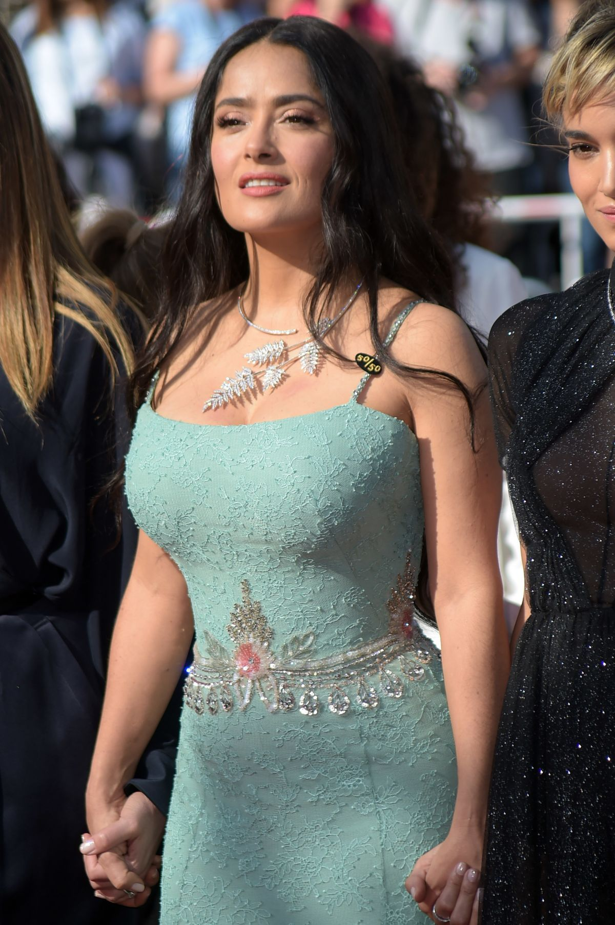 Salma Hayek - At Girls Of The Sun Premiere At Cannes Film -5390