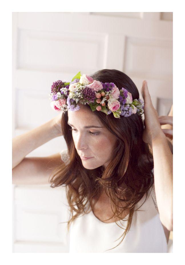 a06d0635e ... una novia con corona de flores. BARBARA2. BARBARA2 Las Bodas De Tatin