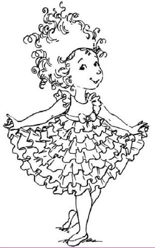 Fancy Nancy Clip Art - Bing Images | Fancy Nancy\'s Barnyard Soiree ...
