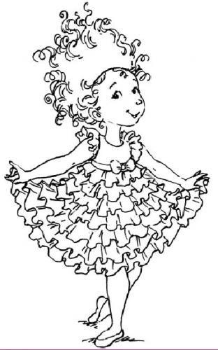 Fancy Nancy Clip Art Bing Images Coloring Pages Disney Coloring Pages Fancy Nancy