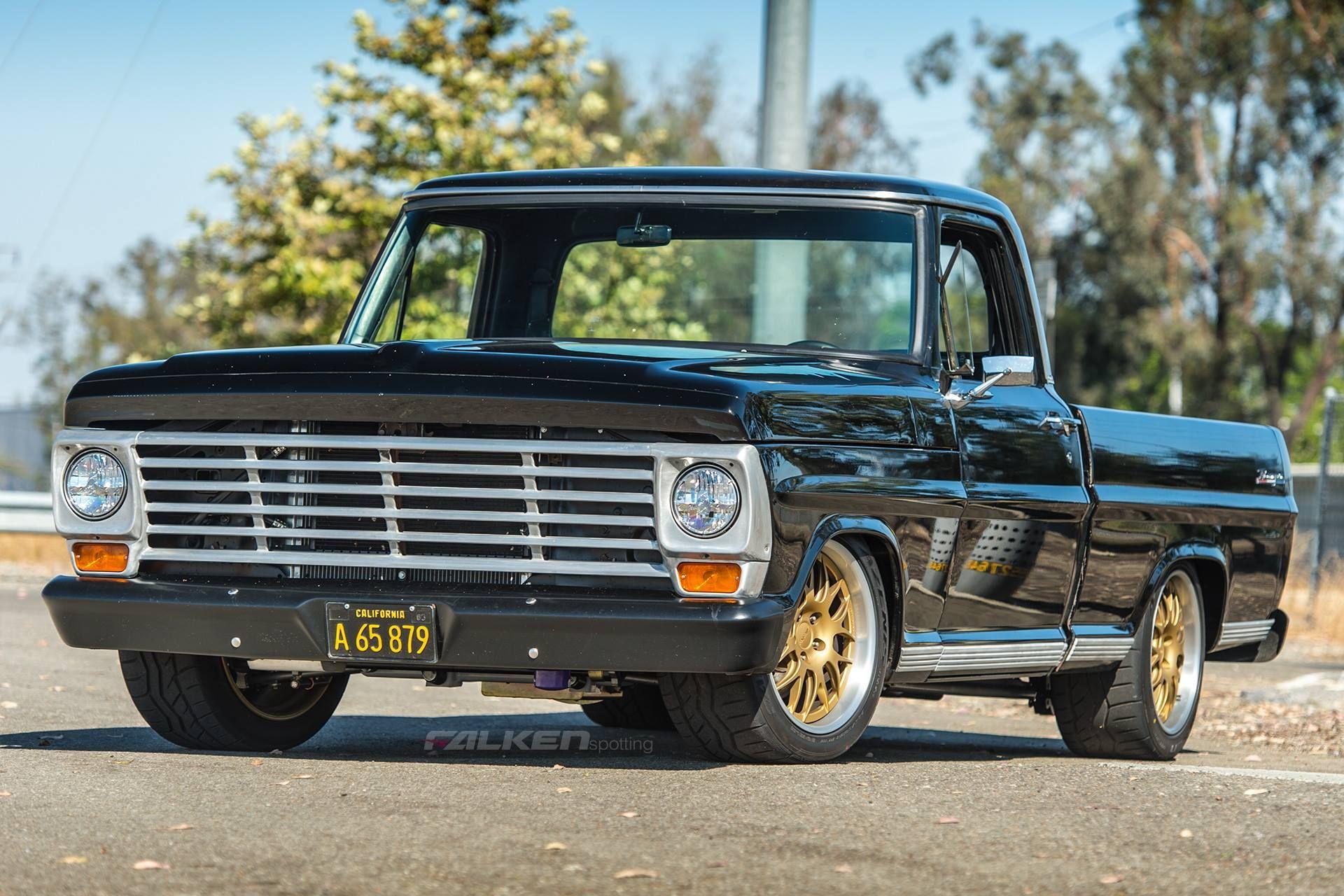 1964 Great Stance 64 Ford Pinterest Trucks And F 100 Custom 1969 F100