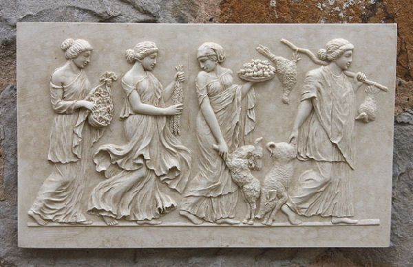 Have A Look At This Greek Frieze Wall Plaque Page From The Greek Wall Plaques Department At Marble Inspiration Tuscan Wall Art Elegant Wall Art Wall Plaques