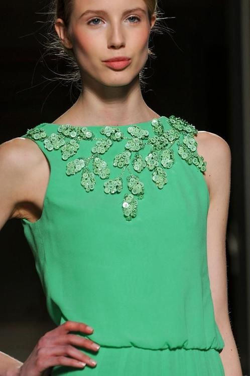 Georges Hobeika Details Haute Couture 2013