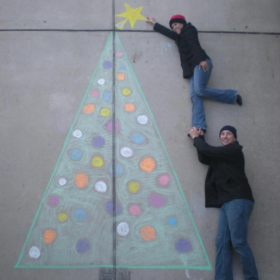 Chalk Art For Christmas Cards Funny Christmas Photo Cards Funny Christmas Photos Christmas Card Pictures