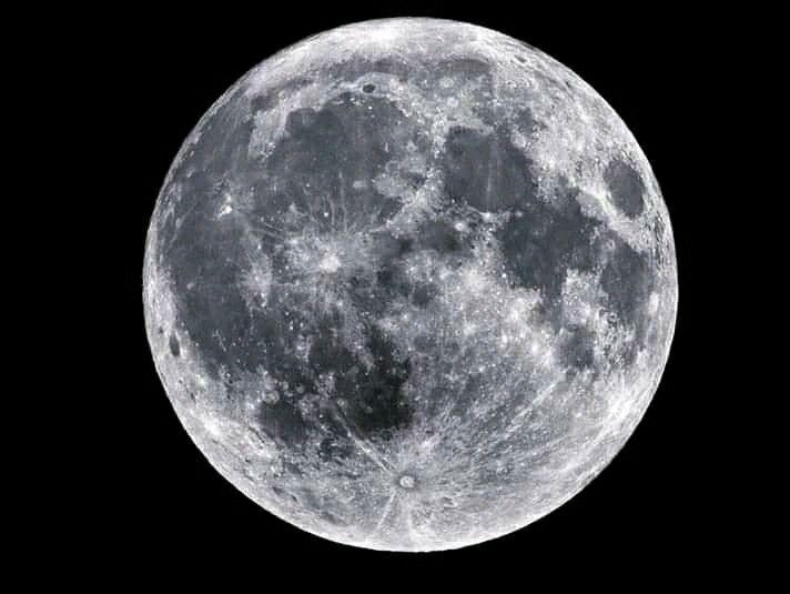 Foto Bulan Untuk Jedag Jedug Menggambar Bulan Lukisan Galaksi Bulan Purnama
