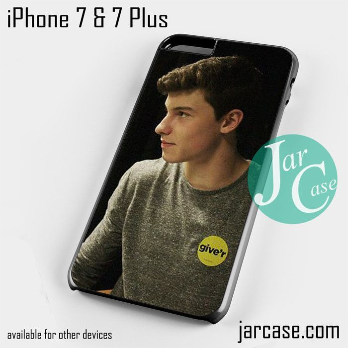 Shawn Mendes (4) Phone case for iPhone 7 and 7 Plus