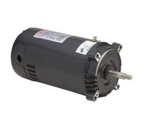 A O Smith St1102 1 Hp 3450 Rpm 1 5 Service Factor 56j Frame Capacitor Start Odp Enclosure C Face Poo Pool Pump Electric Motor Electric Motor For Bicycle