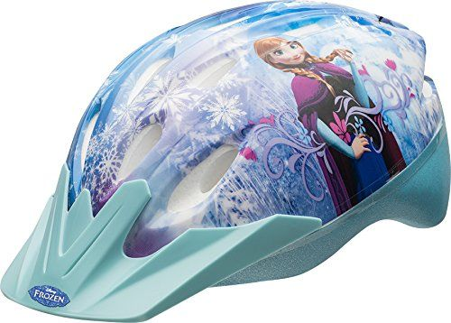 Bell Children Family Forever Frozen Bike Helmet Bell http://www.amazon.com/dp/B00MP8PKWI/ref=cm_sw_r_pi_dp_URboub0G209S6