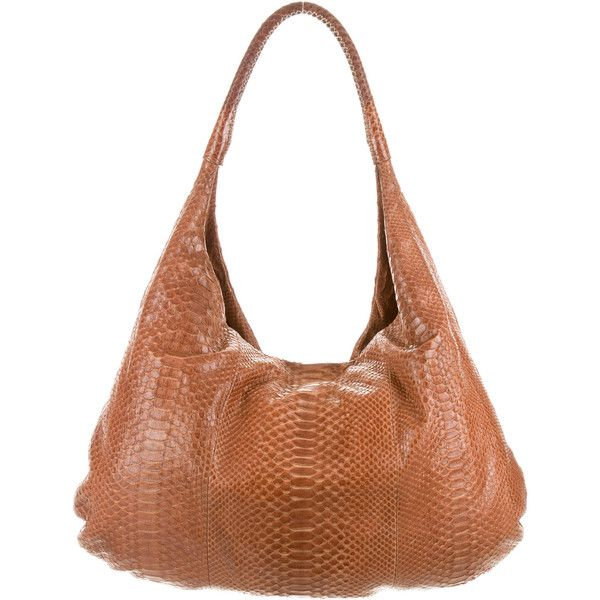 Pre-owned - Python tote Devi Kroell
